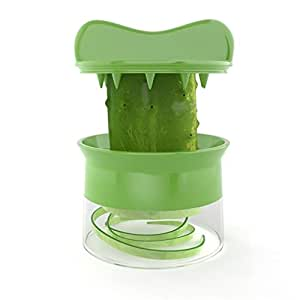 Mediawave Vegetable Fruit Spiral Shred Device Cutter Slicer Peeler Kitchen Tool