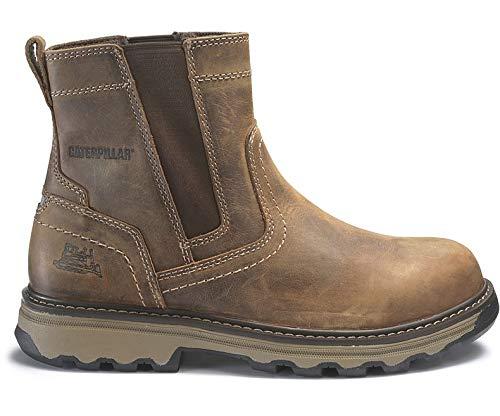 (Caterpillar P90721 Men's Pelton Steel Toe Industrial and Construction Shoe (Size-8.5))