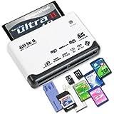 Digiflex–Lector de tarjetas de memoria SD MMC Mobile SDHC TF M2XD CF
