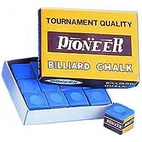 Boîte de 12 craies standards Bleu