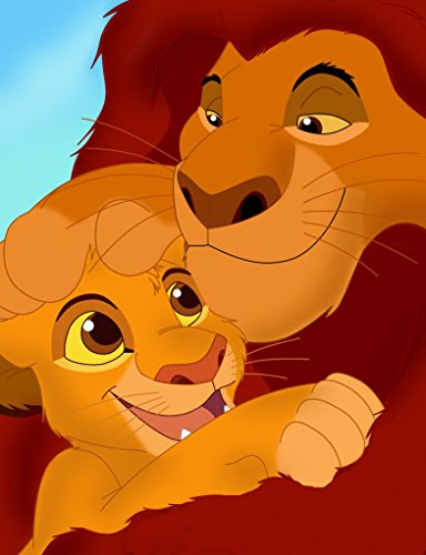 14x18 inch The Lion King Silk Poster 8GS1-7F0