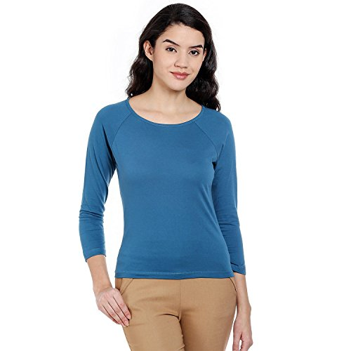 Bombay high Women #39;s Solid T Shirt