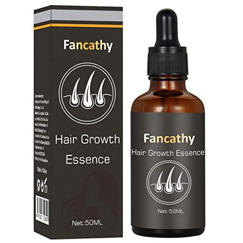 Hair Growth Essence,Hair Loss Treatments,Hair Growth Serum,Hair Growth Oil Liquid,Promotes Hair Growth, Strengthen Hair Root by Fancathy