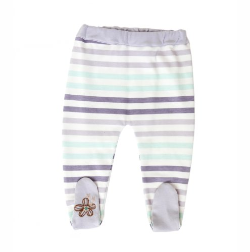 Finn + Emma Baby Girls' Footed Pant