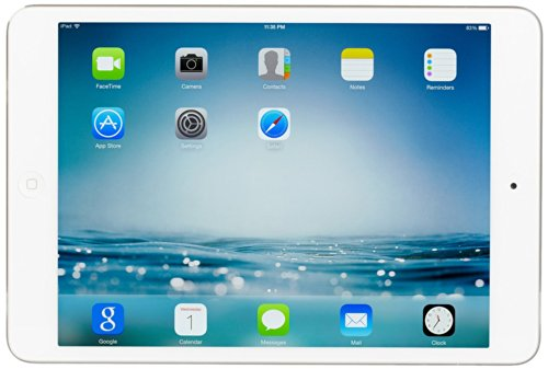 Apple iPad mini 2 32GB White with Silver Retina Display Wi-Fi Tablet - 2nd Generation ME280LL/A [Certified Pre-Owned]
