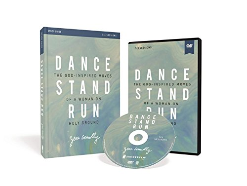 Dance, Stand, Run Study Guide with DVD: The God-Inspired Moves of a Woman on Holy Ground (Run Video)
