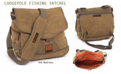 Fishpond Lodgepole Fishing Satchel