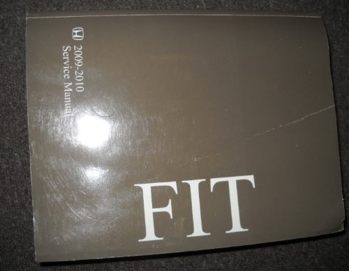 2009 2010 Honda Fit Service Shop Repair Manual OEM (Honda Fit Repair Manual compare prices)