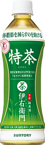 [Tokuho] This Suntory green tea ImigiEmon Tokucha 500ml ~ 24 by ImigiEmon