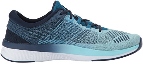 Under Armour Frauen Threadborne Push Midnight Navy / Bayou Blau / Blau Infinity