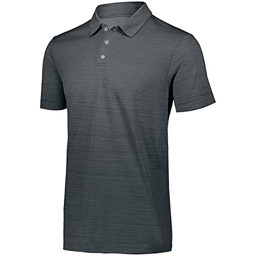 Holloway STRIATED POLO GRAPHITE S