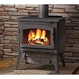 Timberwolf 2100 Economizer Epa Wood Burning Stove With Leg Kit