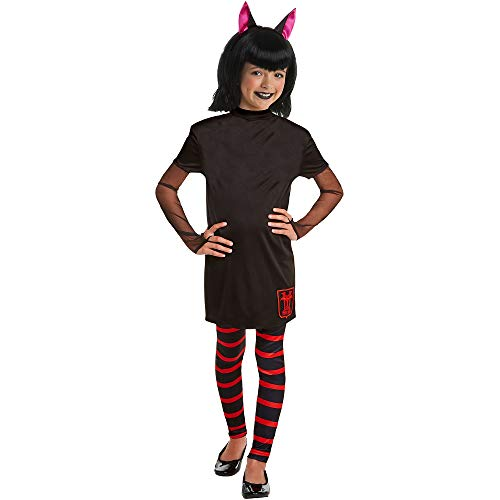 Hotel Transylvania Mavis Halloween Costume for Girls, Medium, with Included Accessories, by AFG -