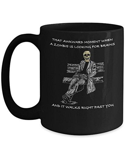 Self Stirring Coffee Mug Set of 6 (Black) - 8