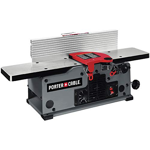 Porter-Cable PC160JTR 2-Blade 120V 6 in. Bench Jointer (Certified Refurbished)