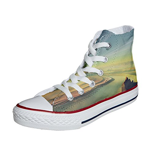 Zapatos All Handmade Star Personalizados Converse Producto River wqpE8TOxB