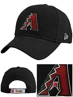 New Era MLB Arizona Diamondbacks Game Youth The League 9FORTY Adjustable Cap, Youth, Black