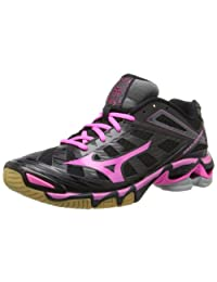 Mizuno Women's Wave Lightining Rx3 Ankle-High Fabric Running Shoe