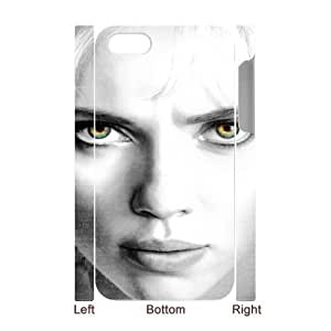 Iphone 4,4S Lucy 3D Art Print Design Phone Back Case Custom Hard Shell Protection HBN047551