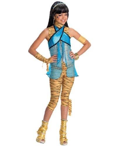 Monster High Cleo De Nile Costume Size: Medium ()