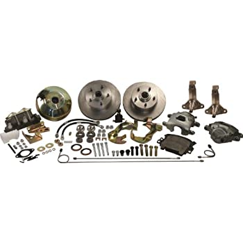 Amazon com: SSBC A120D Drum to Disc Brake Conversion Kit