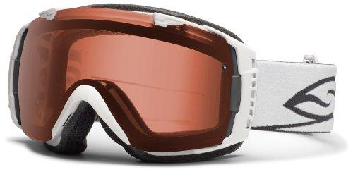 Smith Optics I/O Goggle (White Frame, Polarized Rose Copper Lens) by Smith Optics