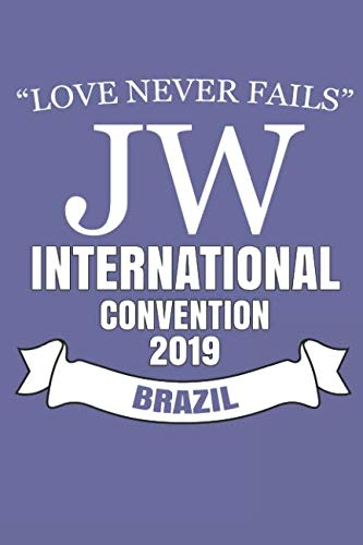 Love Never Fails JW International Convention 2019 Brazil: JW Gifts International Convention ()