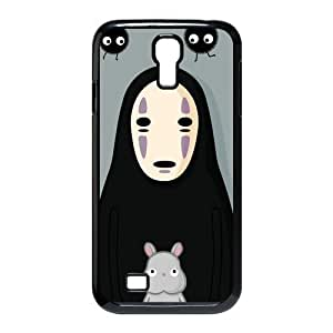 Anime Series Cute Pretty Spirited Away Inspired Design Plastic Custom Case Design Cases For Samsung Galaxy S4 I9500 s4-NY293 by icecream design