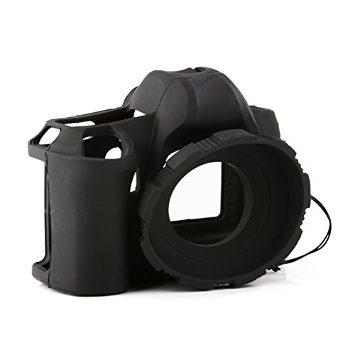 Micnova MQ-CS5DII Rubber Silicone Protection Case for the Canon EOS 5D Mark II DSLR Camera