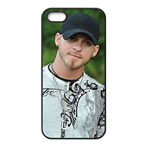 Brantley Gilbert Black Phone Case for iPhone 5S