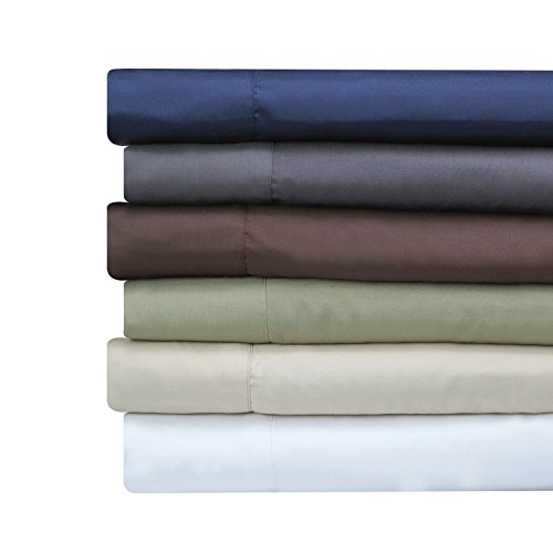 Premium Full (Double) Size Sheets Set - White Hotel Luxury 4-Piece Bed Set, Extra Deep Pocket Special Super Fit Fitted Sheet, Best Quality Microfiber Linen Soft & Durable Design + Better Sleep Guide by Empyrean Bedding (Image #6)