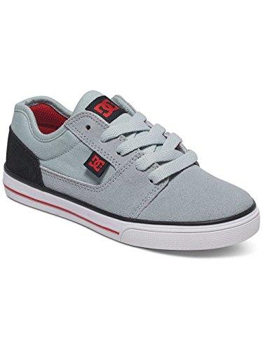 Dc Shoes Tonik - Zapatos Para Chicos (Niños/Kids) GREY/BLACK/RED