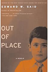 Out of Place: A Memoir Kindle Edition