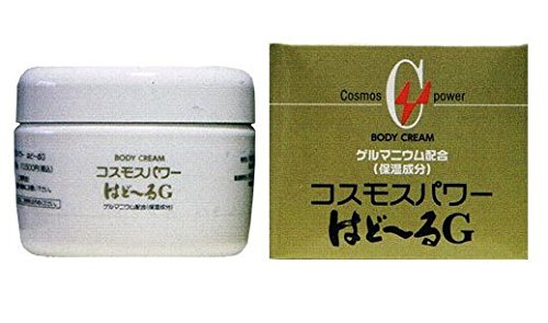 小じわ、子顔効果 コスモスパワーはど~るG (ゲルマニウム配合)  80g B010D0OXDG