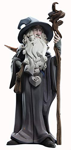 (Weta Workshop Lord of The Rings Mini Epic Vinyl Gandalf The Grey Toy, Standard)
