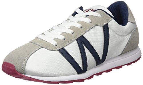 BEPPI 2156444, Zapatillas de Deporte Para Hombre, Blanco (White), 41 EU