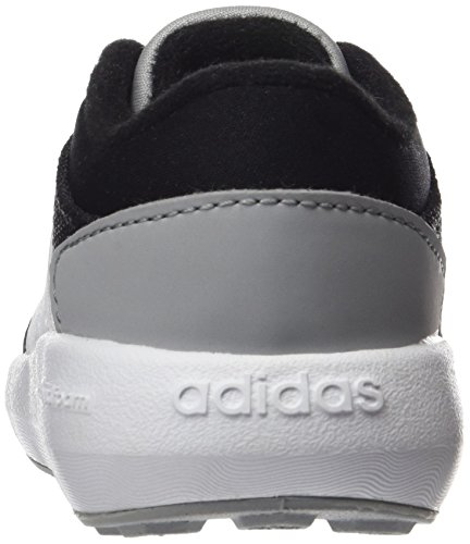 adidas Cloudfoam Race Inf, Scarpe da Ginnastica Unisex – Bambini, Nero (Negbas/Ftwbla/Onicla), 18 EU