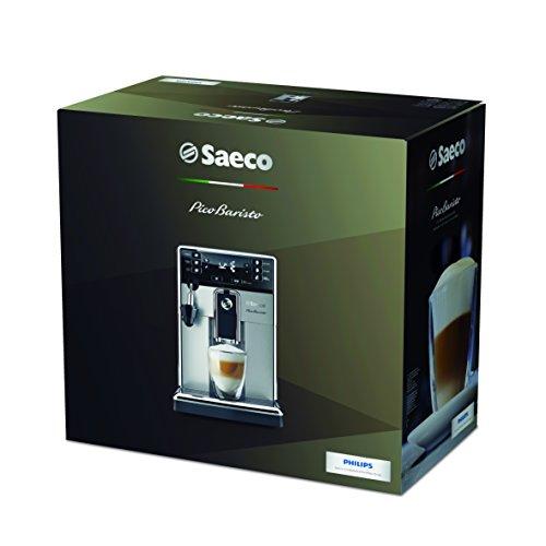 Saeco Pico Baristo Superautomatic Espresso Machine