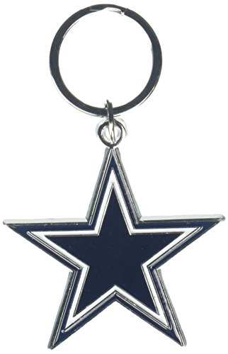 NFL Chrome Key Chain Dallas Cowboys