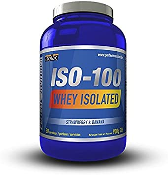 Perfect Nutrition Iso-100 Pure Isolac Carbery - 450 gr