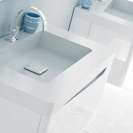 Code Wall Mounted Inch Bathroom Vanity White Cabinet Set - High quality bathroom vanities