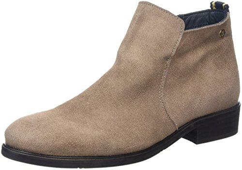 Tommy Hilfiger P1285olly 5b, Zapatillas de Estar por Casa para Mujer Marrón - Braun (Mink 906)