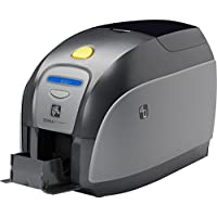 Zebra Technologies Z11-000C0000US00 ZXP Series 1 Card Printer, Single-Sided, Sub, Us Cord, 10/100 Ethernet