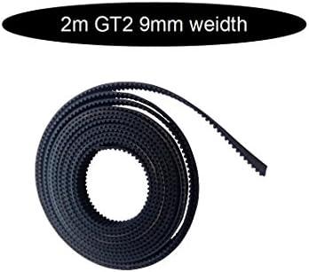 GT2 9 mm ancho dientes Correa según metros Elección abierto, x 2m GT2-9mm, 1: Amazon.es: Industria, empresas y ciencia