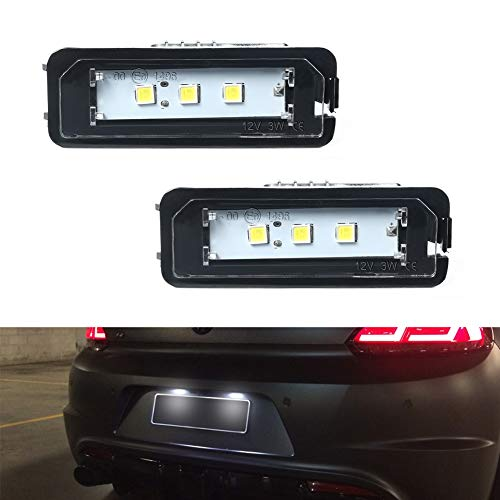 Mk5 Golf Led Number Plate Lights in US - 7