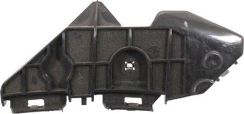 CPP Rear Passenger Side Inner Bumper Bracket for 2009-2013 Toyota Corolla TO1167117 (Rear Passenger Bracket)