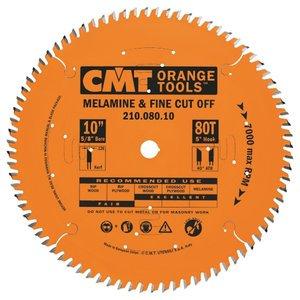 trial Fine Cut-Off Saw Blade, 12-Inch x 96 Teeth 38° ATB Grind with 1-Inch Bore, PTFE Coating ()