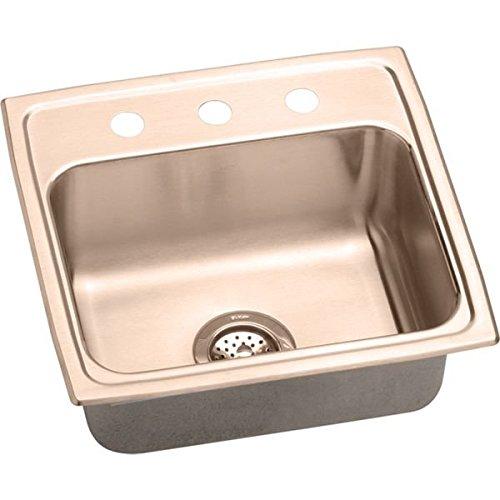 Elkay LRAD1522650-CU Sink 15 x 22 x 6.5 Copper