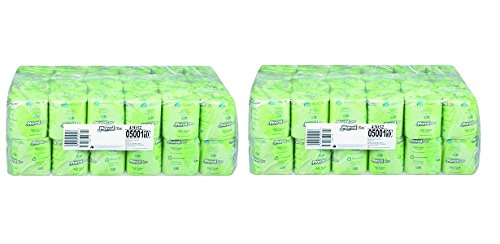 Marcal Pro Toilet Paper 100% Recycled - 2 Ply, White Bath Tissue, 504 Sheets Per Roll - 48 Individually Wrapped Rolls Per Case Green Seal Certified Toilet Paper 05001 (2-(48 Rolls))