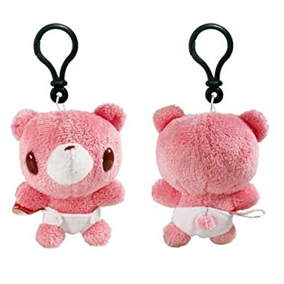 Gloomy Bear Baby Clip-On Plush Pink: Toys & Games